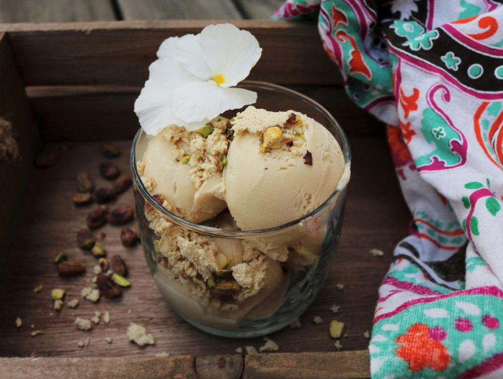 Halva Ice Cream|Havocinthekitchen.com