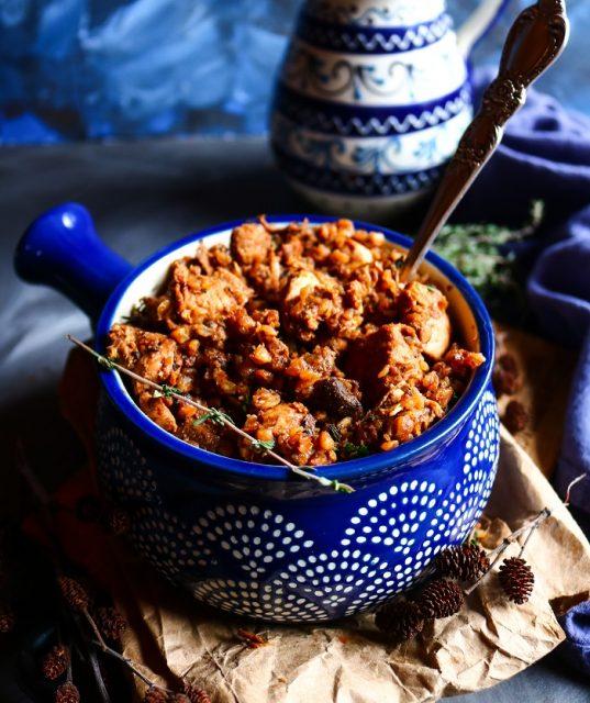 Chicken Mushroom Buckwheat