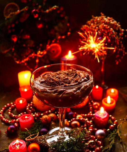 Irish Cream Chocolate Dessert