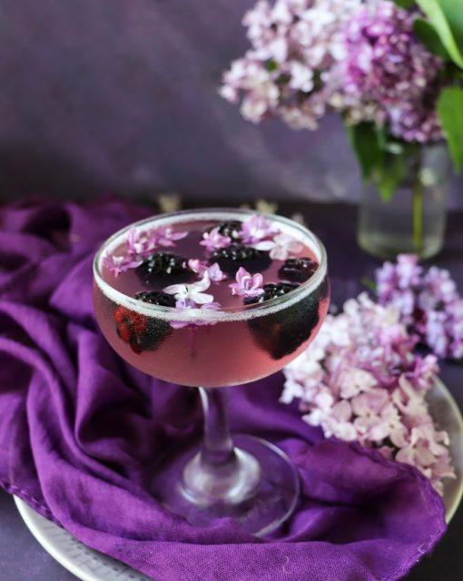Lilac Jello