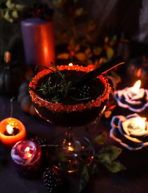 Black Licorice Cocktail